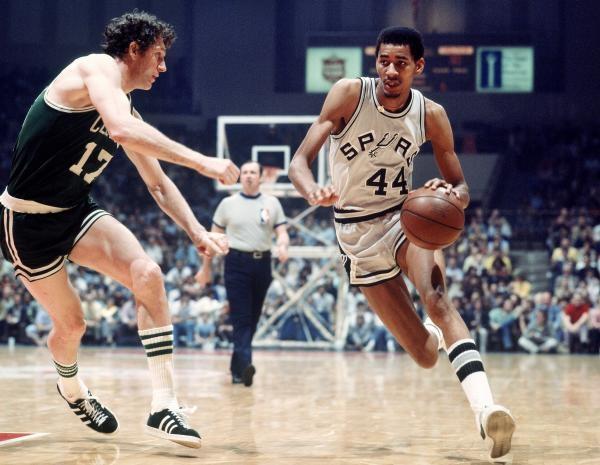 NBA Classic Games: Denver Nuggets - San Antonio Spurs