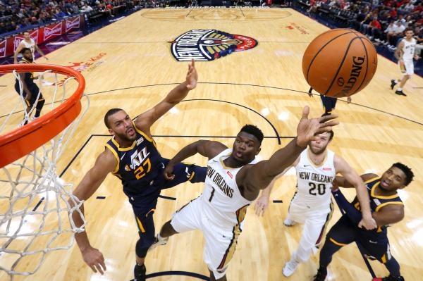 NBA - Geniální akce 2015 - 2020