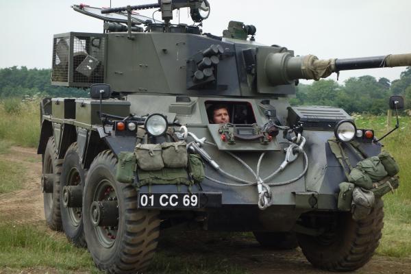 Guy Martin: Tank z první světové