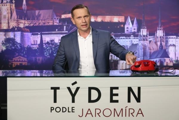 Týden podle Jaromíra Soukupa - Silvestrovský speciál
