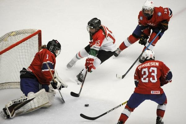 Női jégkorong világbajnokság