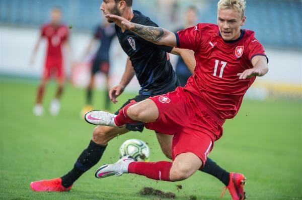 Fotbal: Chorvatsko - Česko