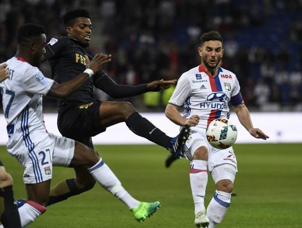 Angers SCO - Olympique Lyon