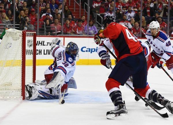 Washington Capitals - New York Islanders