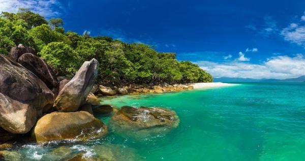 Skryté ostrovy Austrálie