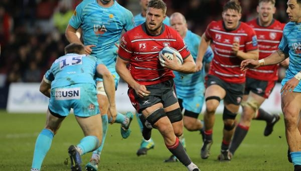 Gloucester Rugby - Worcester Warriors