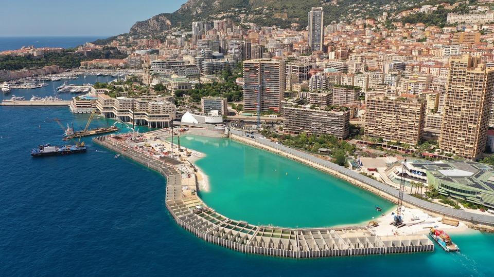 Dokument Monako: Dobývání moře