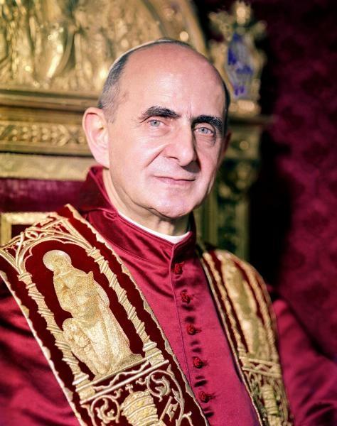 Dokument Pavol VI. - Pápež v búrlivých časoch