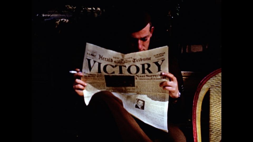 Dokument Den vítězství v Evropě
