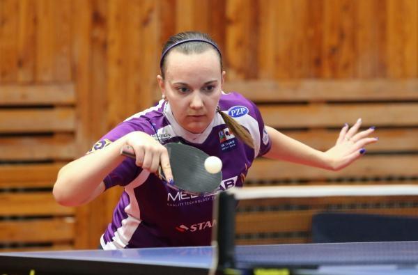 Sport v regionech:Liga mistryň ve stolním tenisu, Hodonín