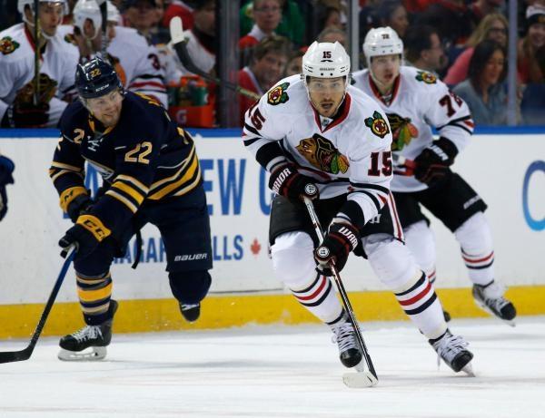 Chicago Blackhawks - Buffalo Sabres