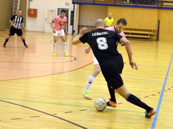 Futsal: Dynamo PCO České Budějovice - SK Olympik Mělník