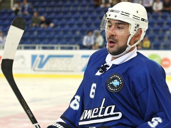 Hokej: HC Kometa Brno - HC Sparta Praha