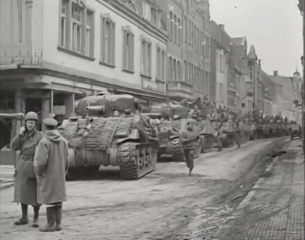 Dokument 1945: Rok, který změnil svět