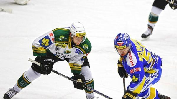 Hokej: PSG Berani Zlín - HC Energie Karlovy Vary