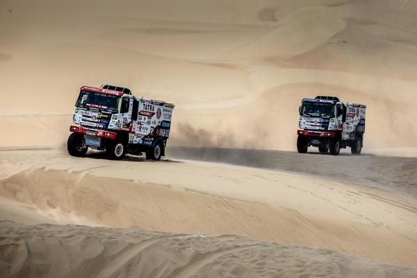 Truck Racing Magazine - Dakar 2020