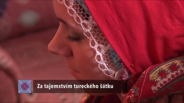 Za tajemstvím tureckého šátku