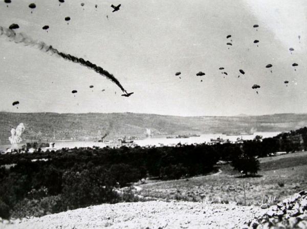 Dokument Bitva o Krétu