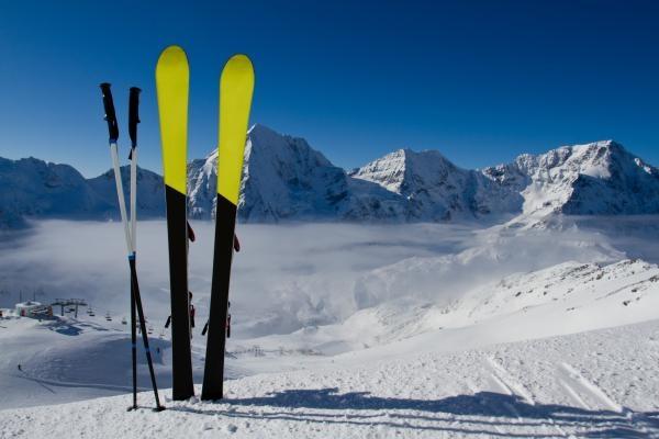 Úvod do kurzu lyžování