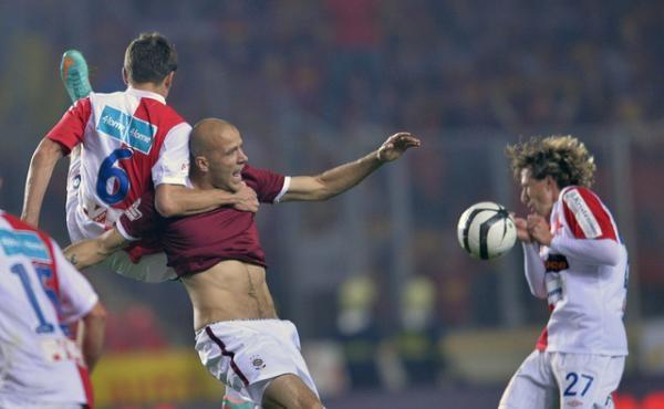 Fotbal: AC Sparta Praha - SK Slavia Praha