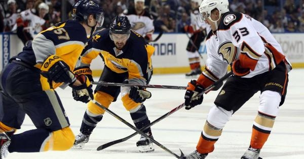 Anaheim Ducks - Buffalo Sabres