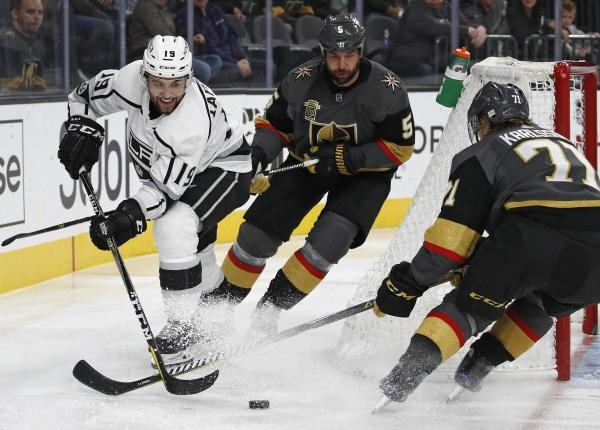 Vegas Golden Knights - Carolina Hurricanes