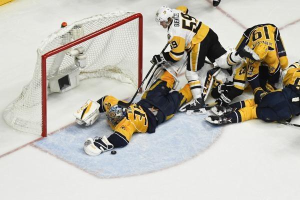 Finálová série Stanley Cupu 2017