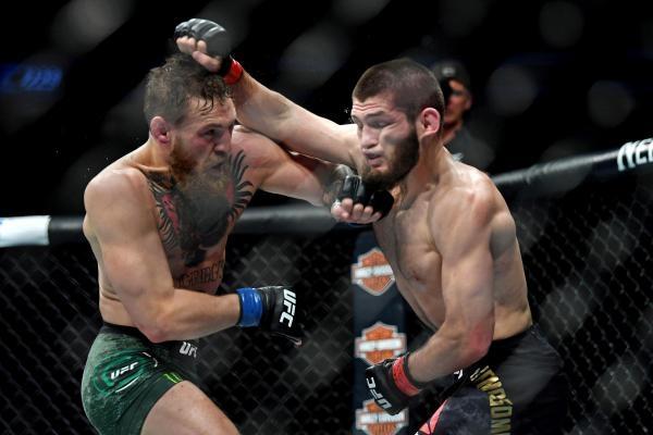 UFC 242: Chabib vs. Poirier