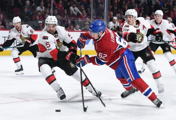 Montreal Canadiens - Ottawa Senators