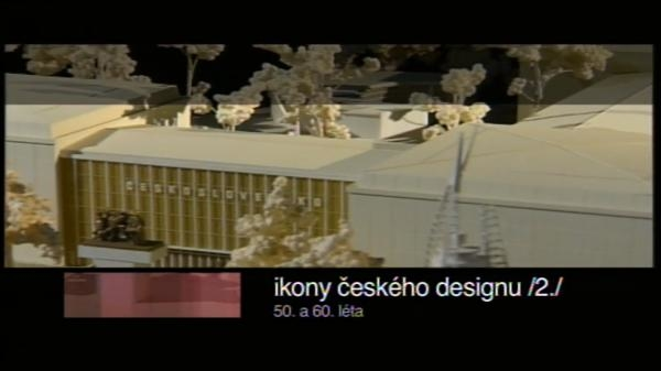 O ikonách českého designu podruhé