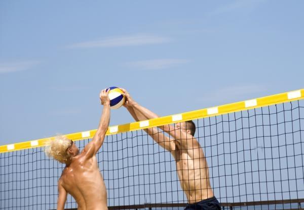 Plážový volejbal: Rusko - Norsko