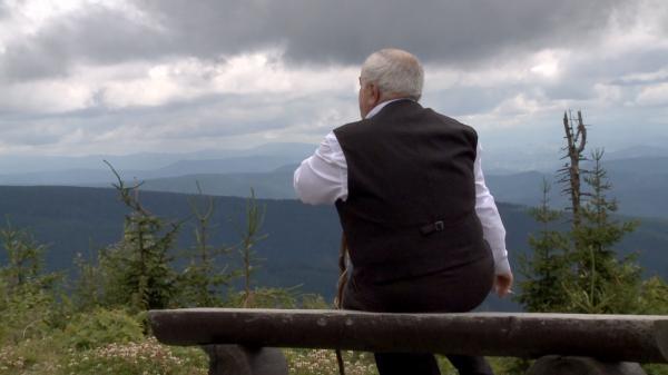 Petr Bezruč – ještěr od Lysé hory