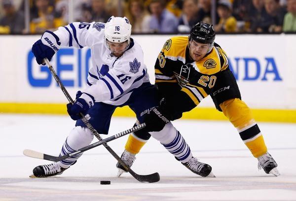 Boston Bruins - Toronto Maple Leafs