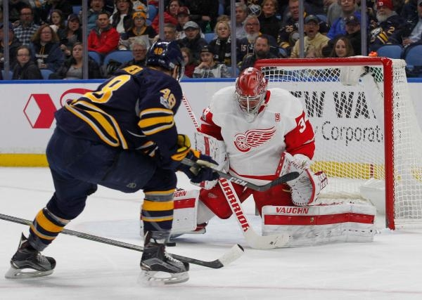 Detroit Red Wings - Buffalo Sabres