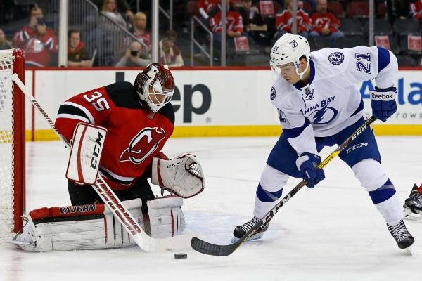 Tampa Bay Lightning - New Jersey Devils