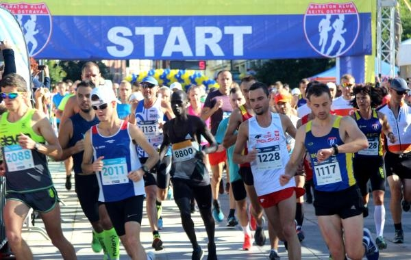 Sport v regionech: Ostrava City Marathon!!!