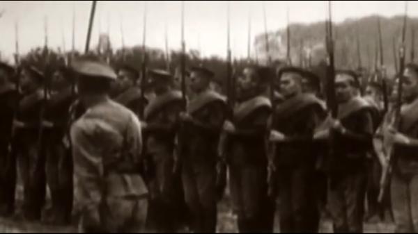 Dokument Tajemství 1. světové války
