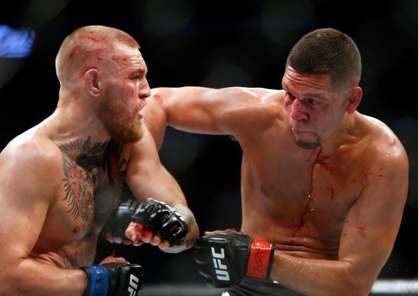 UFC 202: Diaz vs. McGregor