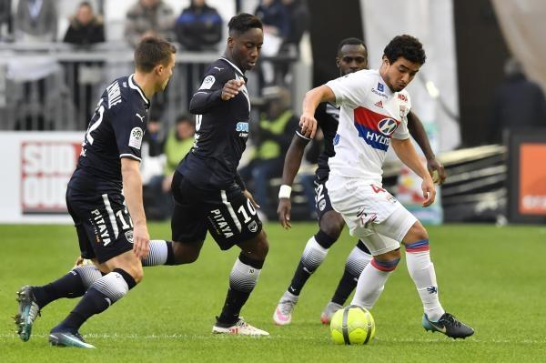 Olympique Lyon - Girondins Bordeaux