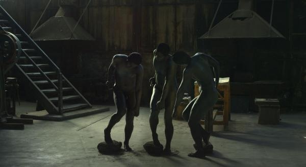Dokument Rodin: Brána pekel