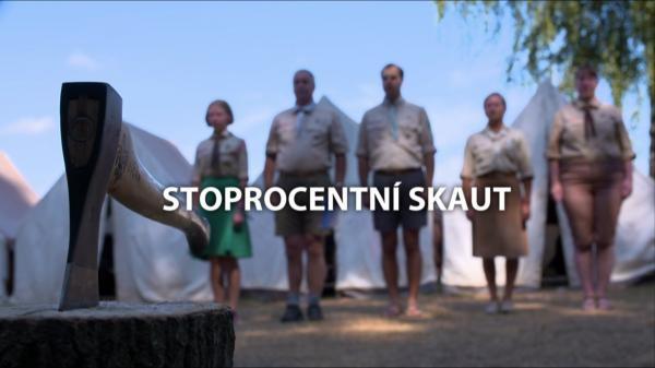 Dokument Stoprocentní skaut