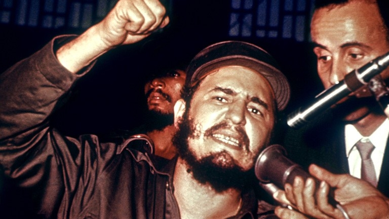Documentary Fidel Castro: Život pro revoluci