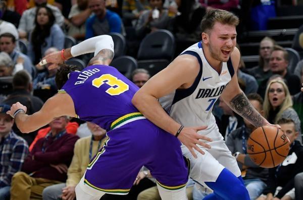 Utah Jazz - Dallas Mavericks