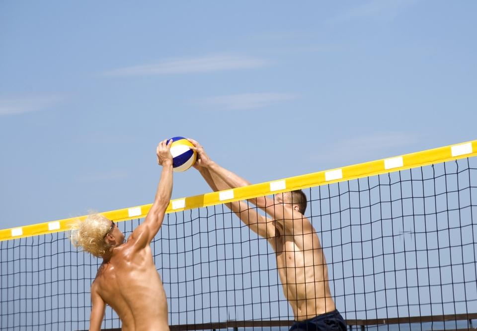 Plážový volejbal: Kanada - Španělsko