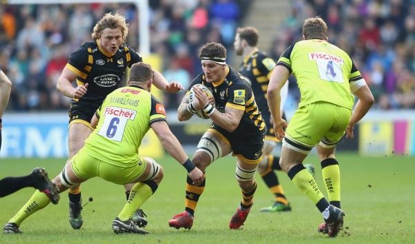 Leicester Tigers - Wasps