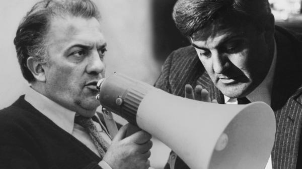 Fellini - neznámý příběh