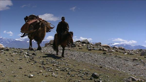 Poslední lovci v Mongolsku