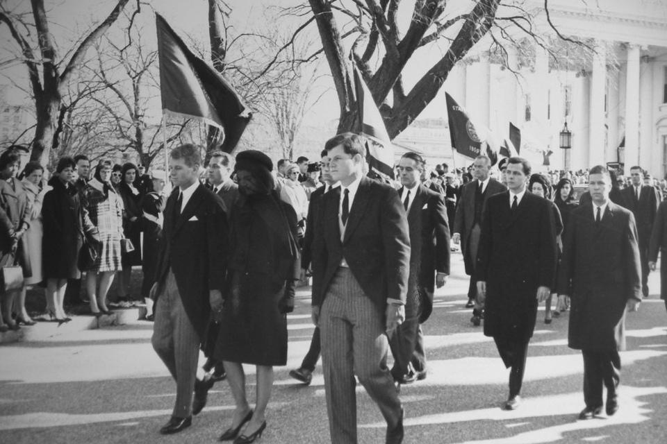 Dokument 1963: Pohřeb J. F. Kennedyho