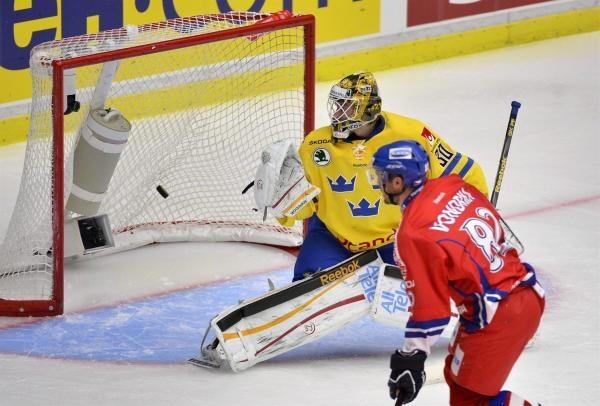 Hokej: Švédsko - Česko