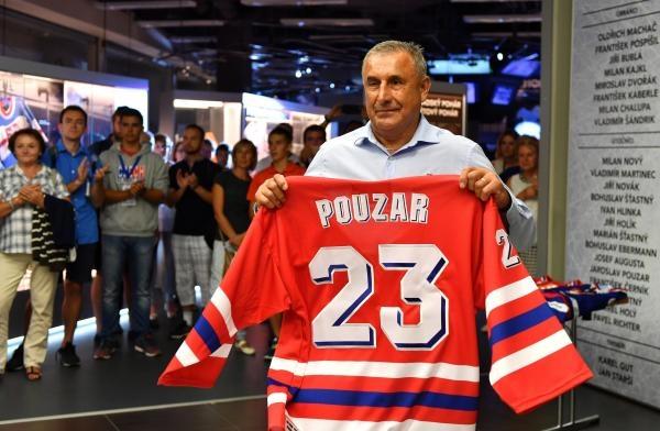Jaroslav Pouzar - 1.český vítěz Stanley Cupu
